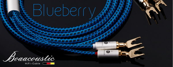 Boaacoustic BLUEBERRY SERIE