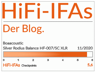 Test Logo HiFi-IFAs HF-007/SC November 2020